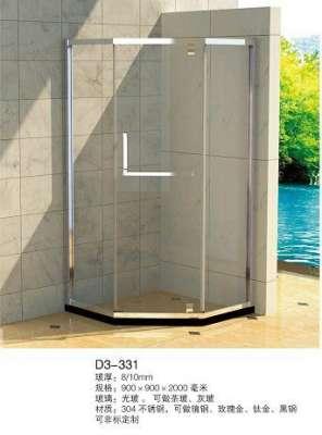 中陶卫浴-淋浴房的安装问题胶南
